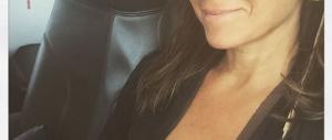 "Camila Raznovich festeggia i palinsesti col selfie ""quasi osè"" (Foto)"