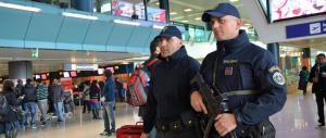 Allarme terrorismo a Fiumicino: presi due uomini con materiale sospetto