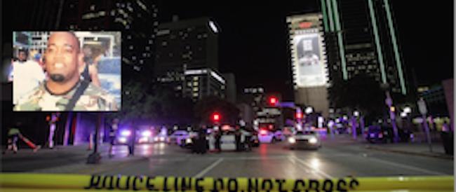 Dallas, il capo della polizia: il cecchino preparava attentati devastanti