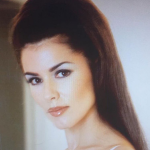 L'ex modella da giovanissima. (Foto Instagram)