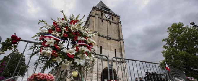 Rouen, fermato a Parigi un amico dell'islamico che ha ucciso il prete