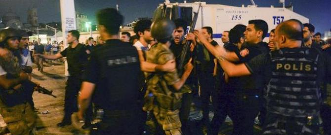 Fallito colpo di Stato in Turchia, ecco dove hanno sbagliato i militari