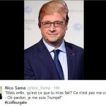 Come Donald Trump. (Foto Twitter)