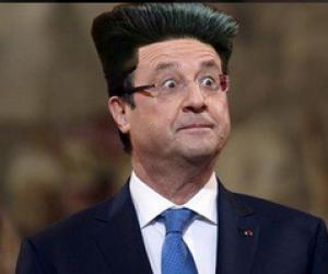 10mila euro al mese per il parrucchiere di Hollande, il web non perdona (Foto)