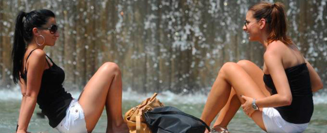 Meteo: via libera all'estate. Più caldo da giovedì con picchi di 35 gradi