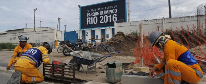 """Villaggio olimpico di Rio """"inabitabile"""". È emergenza anche per gli azzurri"""
