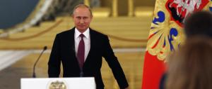 """Putin visita l'""""alleata"""" Slovenia per fare pressione sulla Ue per le sanzioni"""