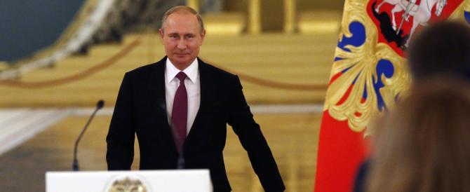 """Putin approfitta della debolezza di Obama: ecco il suo """"Nuovo Ordine"""""""