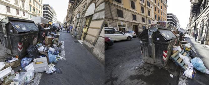 Rifiuti a Roma, l'assessore ai cittadini: avvisateci se qualcuno sporca