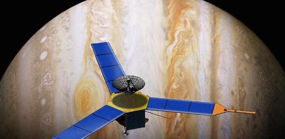 """Il """"ruggito"""" di Giove catturato dalla sonda Juno della Nasa (video)"""