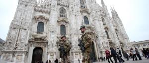 Sos sicurezza: turista rimane chiuso nel Duomo di Milano e dorme sul tetto