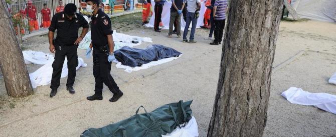 Oltre 247 morti ma si continua a scavare: molti sono ancora sotto le macerie