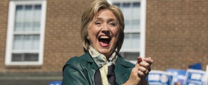 Con i raid sulla Libia Obama tira la volata a Hillary Clinton per la Casa Bianca