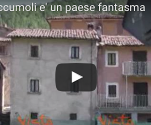 Sisma, Accumoli è un paese fantasma: solo macerie e dolore (video)