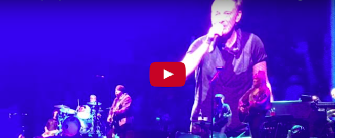 "Bruce Springsteen dedica ""My city of ruins"" alle vittime del terremoto (video)"
