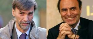 """Bruno Vespa al ministro Delrio: """"Il terremoto ci porterà ricchezza"""" (video)"""