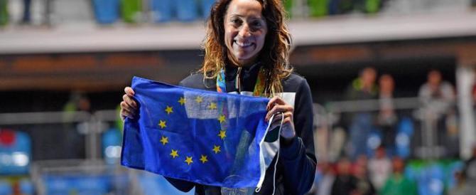 Solita Boldrini, l'Italia perde l'oro olimpico e lei elogia l'atleta sconfitta