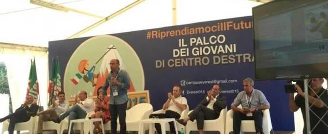 Everest dal 2 al 4 settembre. Forza Italia riparte dal rapporto con i giovani