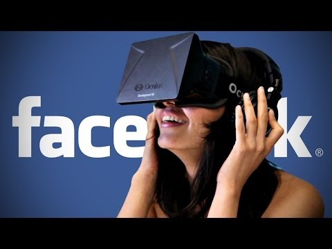 Il 20 settembre Facebook presenta gli Oculus Rift, ma l'Italia è esclusa