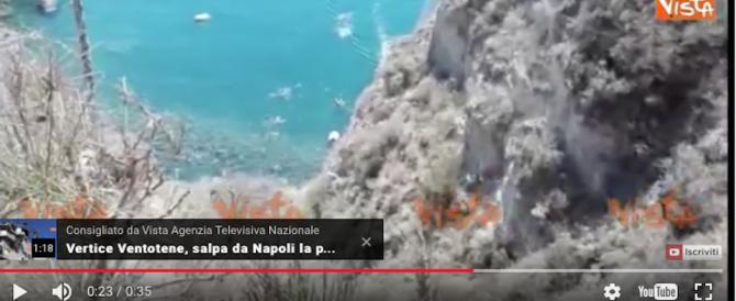 L'area marina protetta di Ischia presa d'assalto dalle imbarcazioni (video)