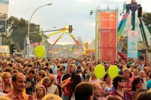 L'edizione 2015 della sagra in Germania