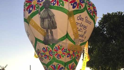Valenzano, la mongolfiera della mafia fa flop: «Nessun reato per la Dda»