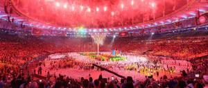 Rio 2016, il gran finale con i fuochi d'artificio al Maracana (video)