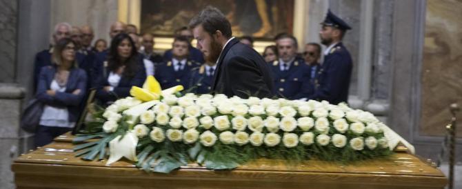 Sisma: l'addio a Marco Santarelli, il figlio del questore di Frosinone