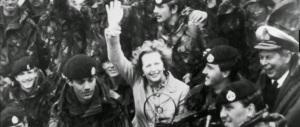 Così Israele rifornì di armi i dittatori argentini nella guerra delle Falklands