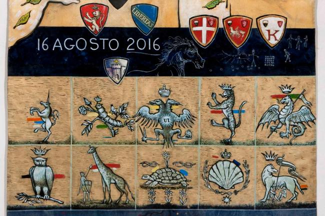 Palio di Siena, la tratta dei cavalli: Lupa, Aquila e Drago contrade favorite