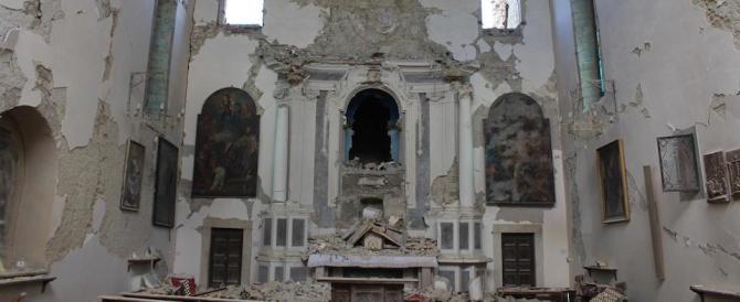 I restauratori pronti a lavorare gratis per ricostruire i centri storici distrutti