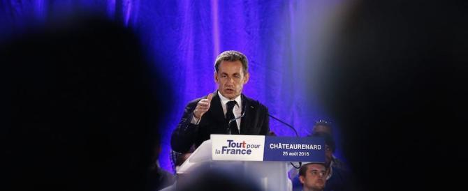 Sarkozy se la vede brutta. L'accusa: 5 milioni di euro dalla Libia nelle valigie