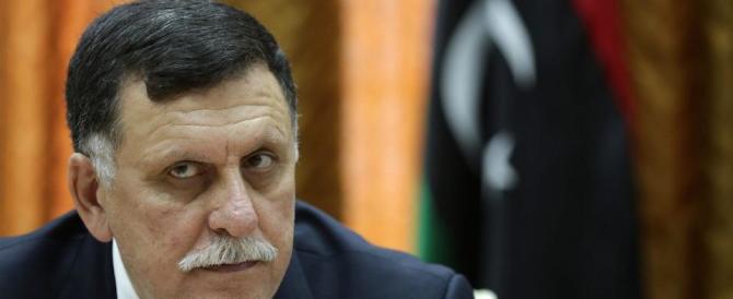 Il premier libico Sarraj chiede aiuto all'Italia: «L'Isis è un rischio pure per voi»