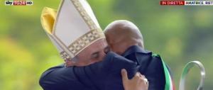 «Non abbiamo più lacrime», il video di Sergio Pirozzi, sindaco di Amatrice