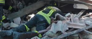Terremoto, dal 24 agosto oltre 170mila interventi dei vigili del fuoco