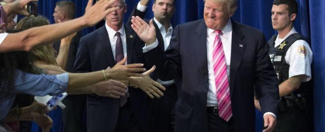 "Trump: ""L'America è diventata insicura. I neri voteranno per me"""