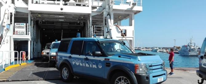 Ventotene blindata e turisti in fuga per il vertice Renzi-Merkel-Hollande