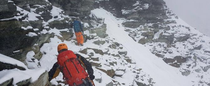 Cervino, i due alpinisti inglesi dispersi sono morti per assideramento