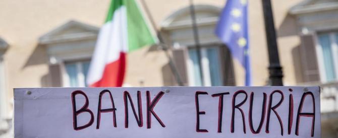 Le vittime del salva-banche: «Renzi ci sta umiliando, pensa solo a Mps»