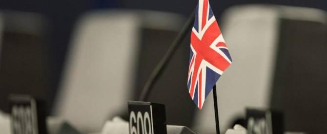 Contrordine: Brexit costerà alla Gran Bretagna molto meno del previsto
