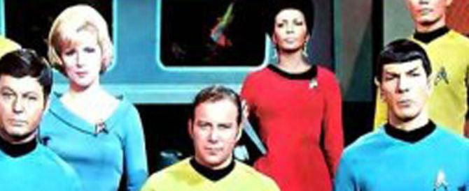 """L'ultima del Pd: alla Festa dell'Unità arriva il capitano Kirk di """"Star Trek"""""""
