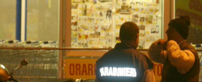 Calci e pugni ai carabinieri: romeno bloccato e arrestato a Ferentino