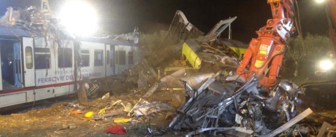 Disastro ferroviario in Puglia, la Procura chiede 19 rinvii a giudizio