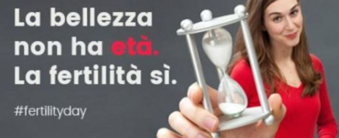 Fertility day, bufera sulla Lorenzin: la campagna è fascista. Anzi no, è solo brutta