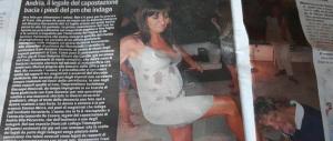 """La foto del """"baciapiede"""" non perdona: la Pm di Trani Merra lascia l'inchiesta"""