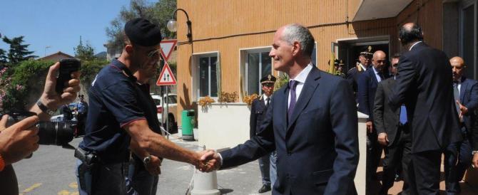 Gabrielli a Ventimiglia: le proteste dei no border certo non aiutano….