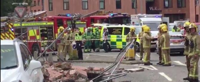 """Crolla ristorante italiano a Glasgow. Scotland Yard: """"Non è un attentato"""""""