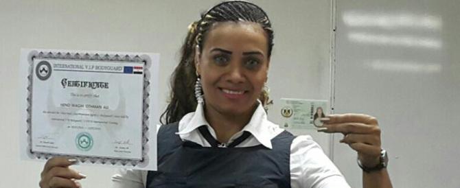 Hind Wajih: «Sono la prima bodyguard, riuscirò a cambiare le donne egiziane»