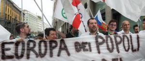 Salvini indice una manifestazione per il 12 novembre a Firenze: sfratto a Renzi