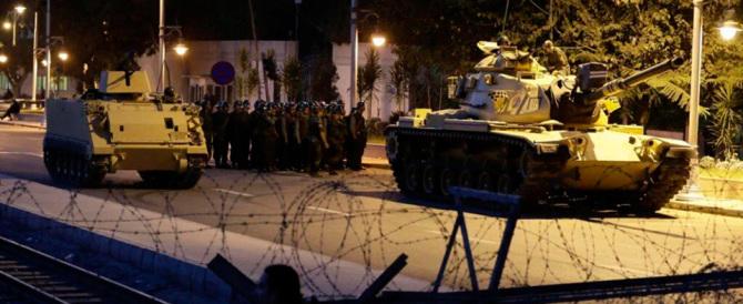 Due militari turchi sono scappati dopo il golpe e si sono rifugiati in Italia